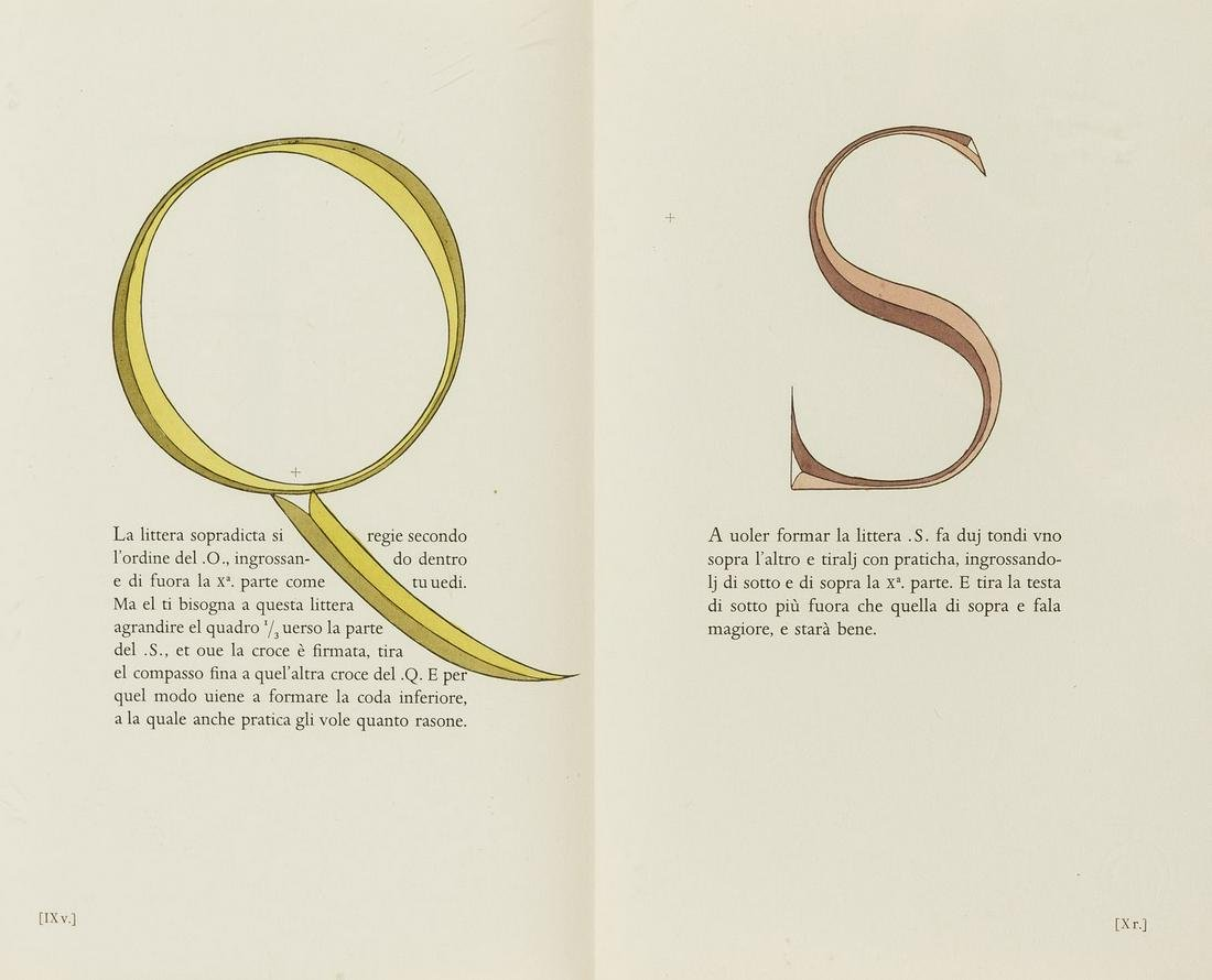 Officina Bodoni.- Feliciano (Felice, of Verona)