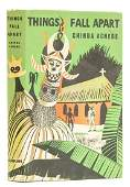 Achebe (Chinua) Things Fall Apart, first edition, 1958.