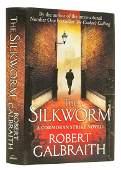 "[Rowling (J.K.)], ""Robert Galbraith"". The Silkworm,"