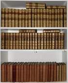 Library sets Scott Sir Walter Waverley Novels