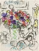 δ Marc Chagall (1887-1985) Chagall Lithograph