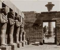 Two photograph albums relating to Europe, Egypt and