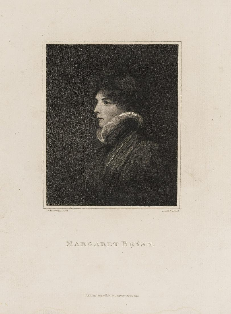 Female astronomer and school-mistress.- Bryan