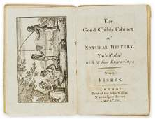 Wallis (John, publisher) The Good Childs Cabinet of
