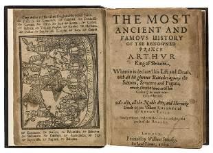Arthurian literature.- Malory (Sir Thomas) The most