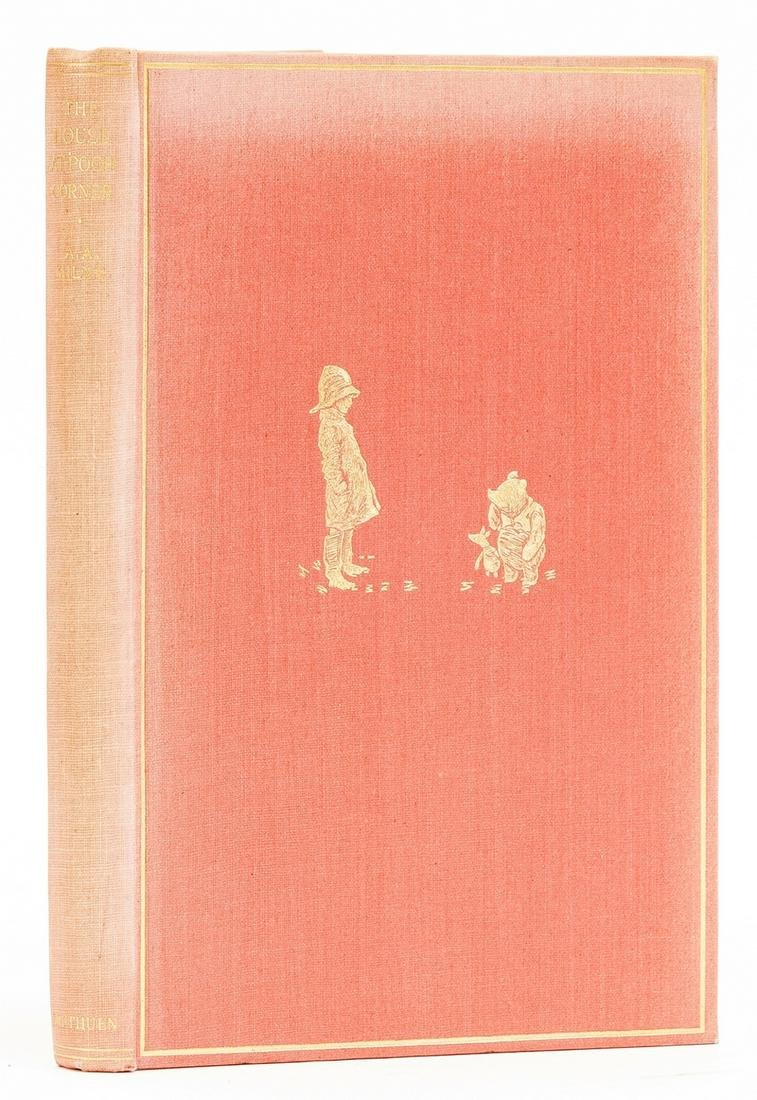 Milne (A. A.) The House at Pooh Corner, first edition,