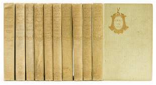 Austen Jane The Novels edited by R Brimley