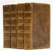 Pluche Noel Antoine Nature Delineated 4 vol for