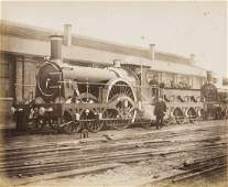 Photographs.- A magnificent collection of railway