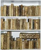 Vellum bindings.-  Digestum Nouum, seu Pandectarum