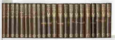 Austen Jane The Novels 10 vol Large Paper