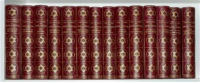Zangwill Israel The Works 14 vol Edition de