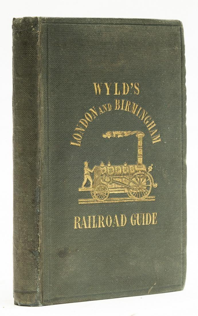 Britain.- J. W. W.  The London and Birmingham Railway