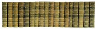 Dickens (Charles) [Works], 18 vol. including Forster's