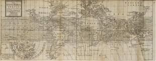 Voyages.- [Halley (Edmund, editor)] Miscellanea
