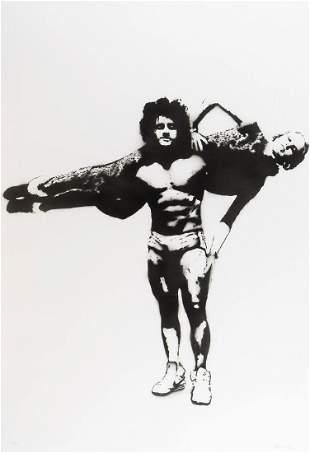 δ Bambi (b.1982)  You Lift My Spirits
