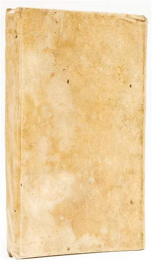 Blank paper.- Album of c. 100 sheets of blank 18th