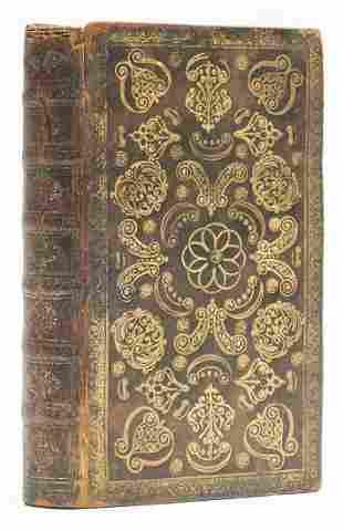 Binding.- Bible, Dutch.- Het Nieuwe Testament, in a