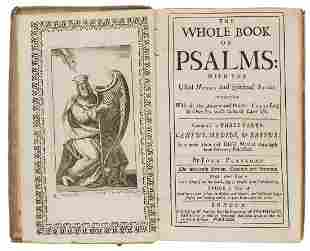 Bible, English.- The whole book of Psalms: with the