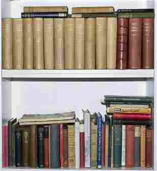 Wise (Thomas J.) The Ashley Library. A Catalogue of