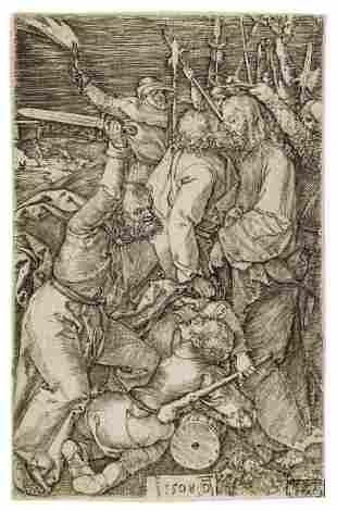 Albrecht Dürer (1471-1528)  Four works from: The