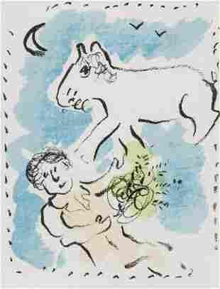 δ Marc Chagall (1887-1985)  Greetings Cards,