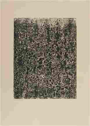 δ Jean Dubuffet (1901-1985)  La Danse du Gaz