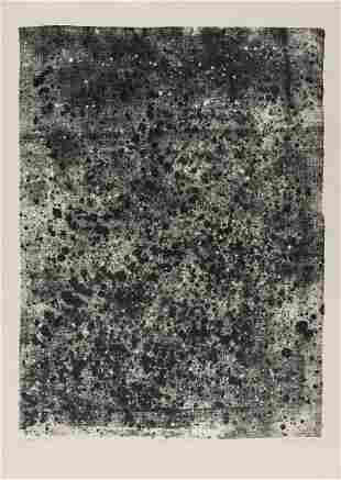 δ Jean Dubuffet (1901-1985)  Nappe Lé