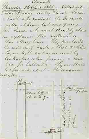 Victorian Brewer.- Mackeson (Henry Bean, brewer,