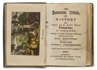 Miniature book.- Bible (English) The Juvenile Bible, 2