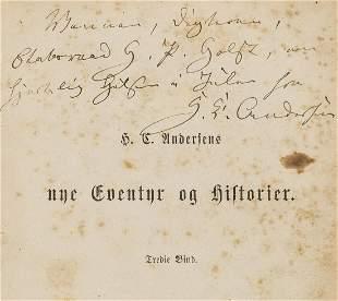 Andersen (Hans Christian) Nye Eventyr of Historier,