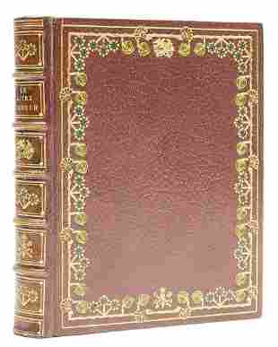 Meunier (Charles, binder).- Haggin (Blanche B.) Le