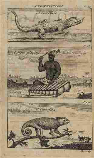 Africa.- Smith  (William) A new voyage to Guinea: