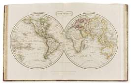 World.- Butler (Samuel) A General Atlas of Ancient and