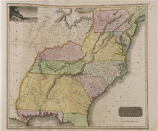 Atlases.- Thomson (John) [A new general atlas,
