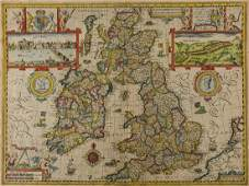 British Isles.- Speed (John) The Kingdome of Great