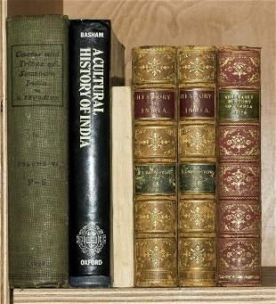 India.- Elphinstone (Mountstuart) The History of India,