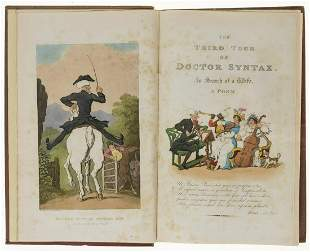 Combe (William) [The Three Tours of Doctor Syntax], 3