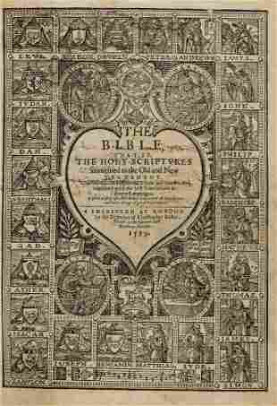 Bible, English.-  Bible (The), that is, the Holy