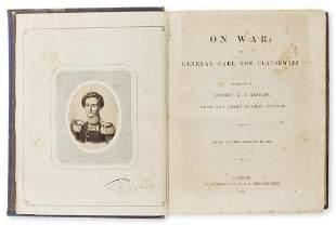 Military.- Clausewitz (General Karl von) On War, 3