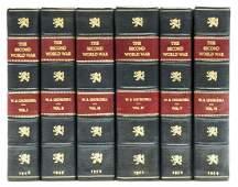 Churchill (Sir Winston) The Second World War, 6 vol.,