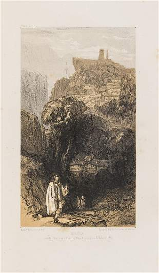 Eastern Europe.- Lear (Edward) Journals of a Landscape