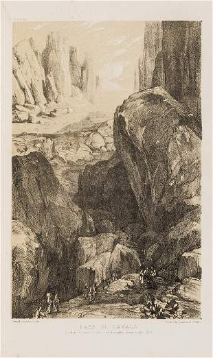Italy.- Lear (Edward) Journals of a Landscape Painter