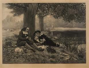 Sadler (Walter Dendy), After. Izaac Walton and His