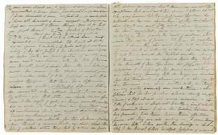 Commonplace Book, manuscript commonplace book, original