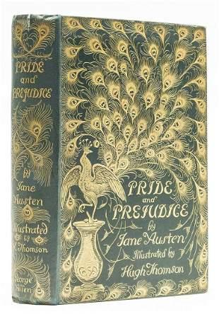 Austen (Jane) Pride and Prejudice, illustrated by Hugh