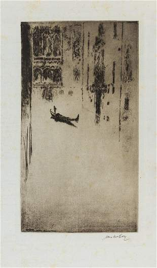 Prints.- Salaman (Malcolm C.) The Etchings of James