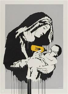 δ Banksy (b.1974) Toxic Mary