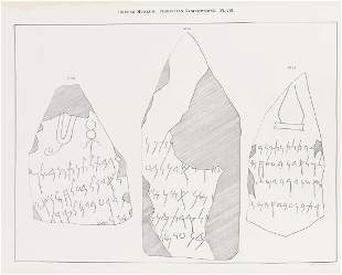 Antiquities.- Davis (Nathan) Inscriptions in the