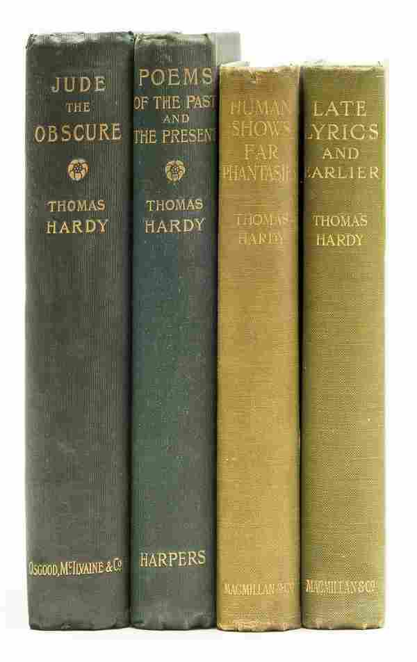 Hardy (Thomas) ) Jude the Obscure, first edition,